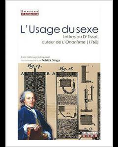 L'USAGE DU SEXE