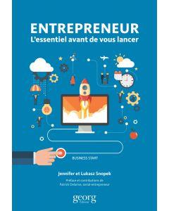 Entrepreneur: l'essentiel avant de vous lancer