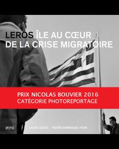 Leros : île au coeur de la crise migratoire