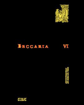 BECCARIA VI