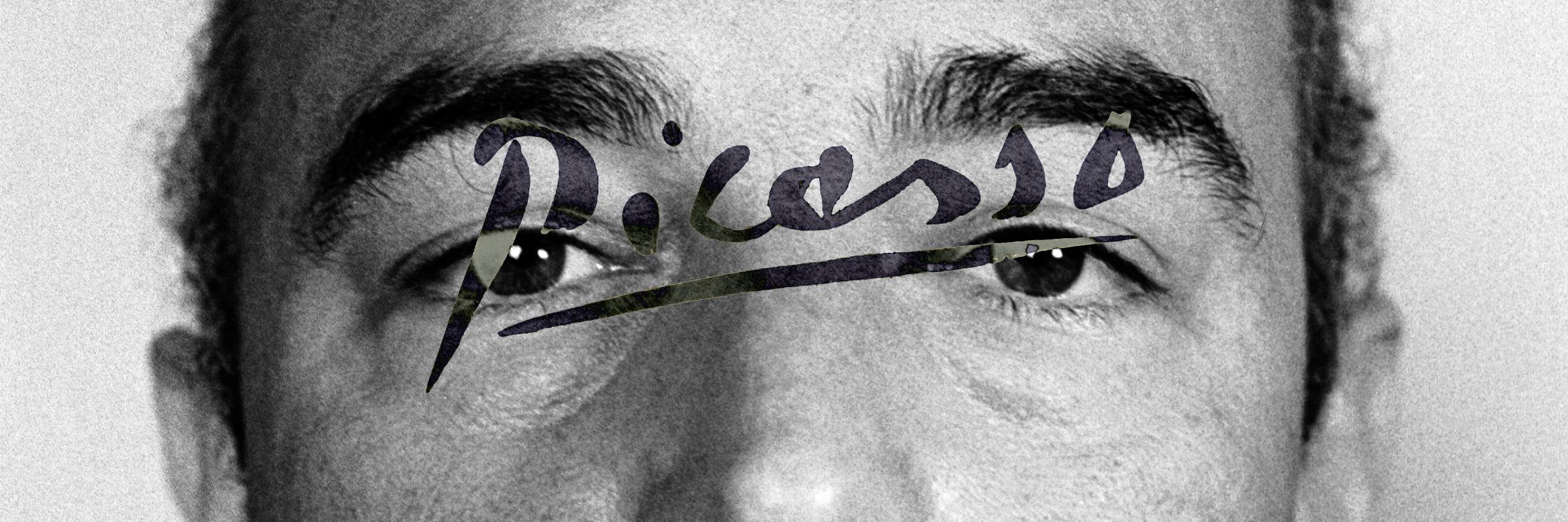 Antonio Saura — sur Picasso